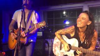 Dig The Kid 'Still Breathing' Live Acoustic Rendition at the DNA Lounge San Francisco