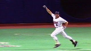 1991 WS Gm7: Larkin's single wins series for Twins