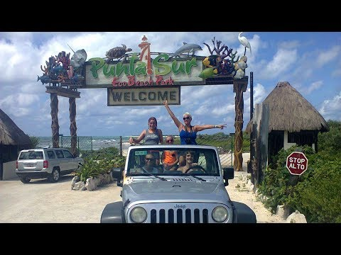 Private and Customizable Jeep Excursion in Cozumel, Mexico