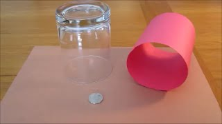 The Vanishing Coin Magic Trick For Kids | DIY Crafts And Activities For Kids