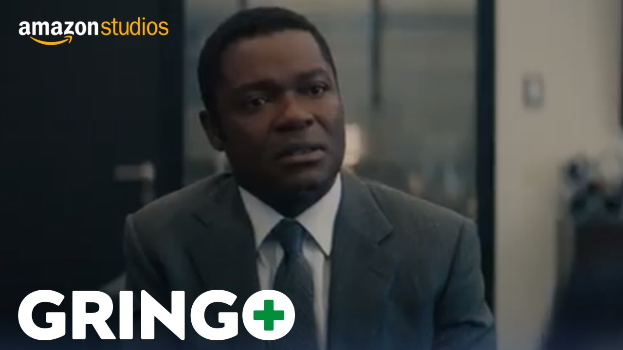 Video trailer för Gringo - Hit TV Spot [HD] | Amazon Studios