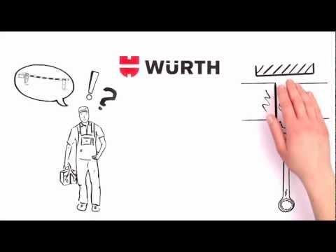 Würth Ringmaulschlüssel Satz - extra schlank