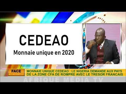 """Afrique média/MONNAIE UNIQUE de la CEDEAO: """"C'est le FCFA maquillé"""", par président Banda Kani"""