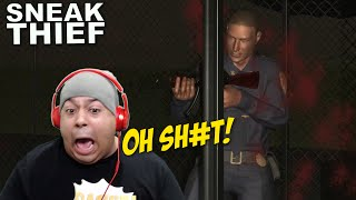 3 MILLION SUBSCRIBERS!! AND THIS SH#T! LOL [SNEAK THIEF] [#05]