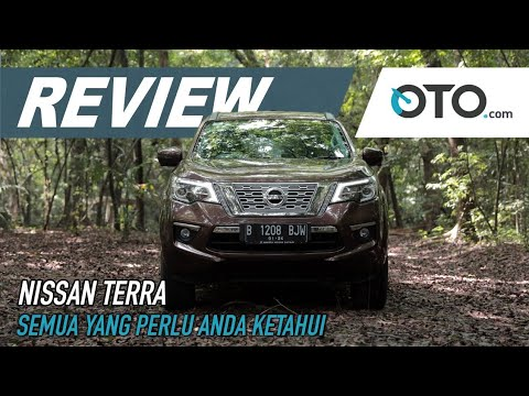 Nissan Terra | Semua Yang Perlu Anda Ketahui | OTO.com