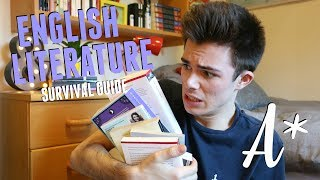 How To Revise English Literature (Tips, Techniques + Essay Writing) – How I Got An A*   Jack Edwards