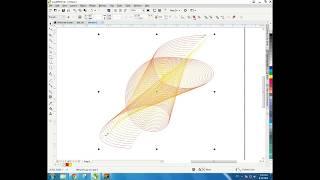 Creative Use of Blend Tool | CorelDraw X8 Tutorial  [Beginner] #EHelp