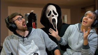SCREAM - Official Trailer // SCARY MOVIE (REACTION)