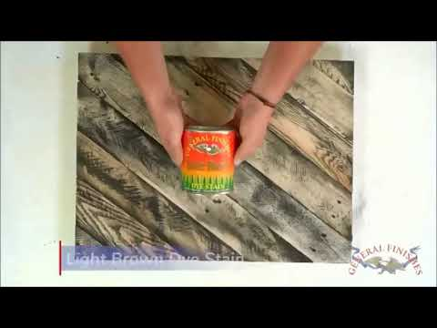 Water Based Dye Stain By General Finishes Rockler Woodworking And