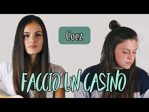 , title : 'Faccio Un Casino - Coez | Opposite Cover'