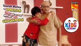 Tapu Enjoys Rock Music With Champaklal   Tapu Sena Special   Taarak Mehta Ka Ooltah Chashmah
