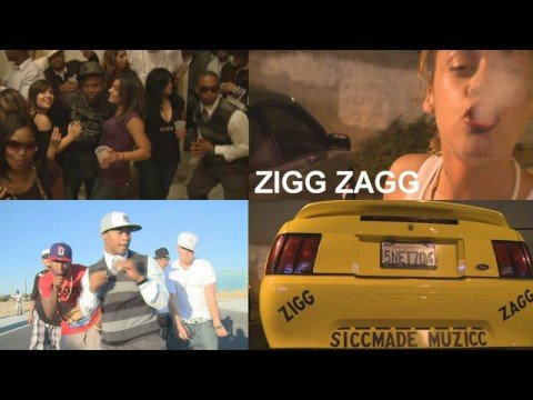 "ZODIAC THE MAC   "" FITTED CAP "" THE OFFICIAL MUSIC VIDEO"