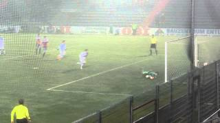 preview picture of video 'SpVgg Unterhaching - Chemnitzer FC 3:2 (23.11.12)'