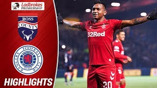 Ross County 0-4 Rangers | Morelos and Jack put Ross County to the Sword! | Ladbrokes Premiership