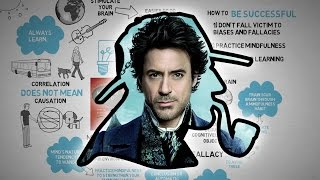 How To Think Like Sherlock Holmes - Mastermind - Maria Konnikova