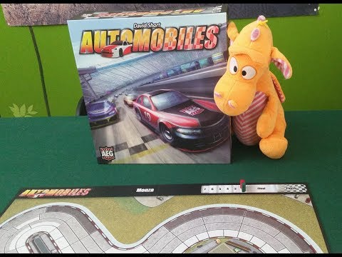 Automobiles - Gameplay Runthrough - Part1