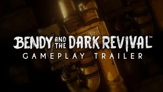 """""""Bendy and the Dark Revival"""" - Gameplay Trailer 2019"""