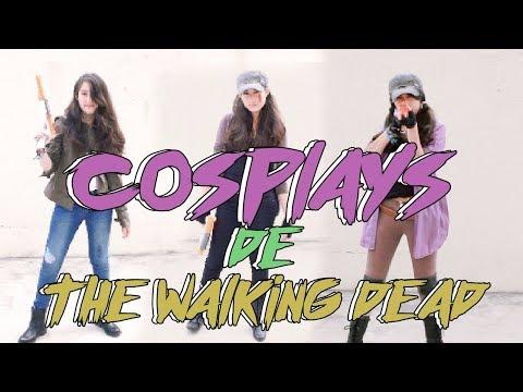 Cosplays fáciles de The Walking Dead-Domeek