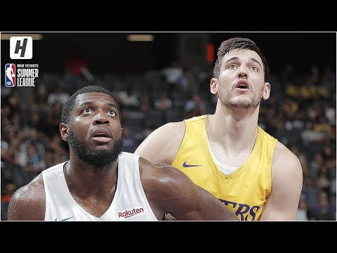 Los Angeles Lakers vs Golden State Warriors Full Game Highlights | July 2, 2019 NBA Summer League