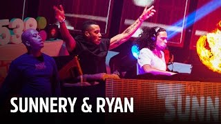 Sunnery James & Ryan Marciano - Live @ 538 Jingleball 2016