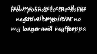 Dappy ft. Tinchy Stryder - ''Spaceship'' - Lyrics