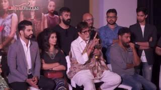 Amitabh Bachchan Got Emotional On Baghban - YouTube