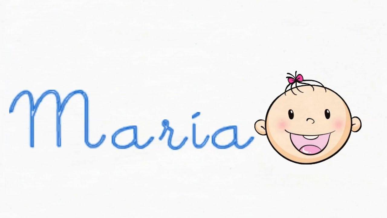 Origen del nombre María - Significado de los nombres