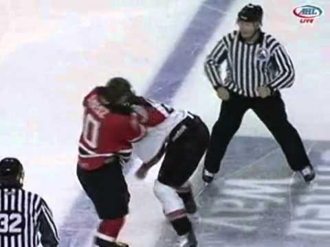 Dennis McCauley vs. Myles Stoesz