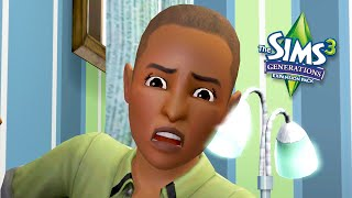 SENT AWAY TO BOARDING SCHOOL // The Sims 3: Generations #31