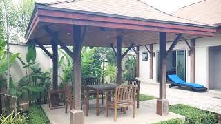 The Niche | Airy, Modern Three Bedroom Pool Villa on Corner Plot in Rawai