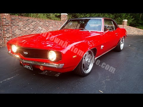 1969 Chevrolet Camaro for Sale - CC-1001660