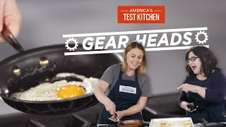 Gear Heads | The Best Nonstick Skillets for Avoiding Sticky Situations