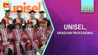 UNISEL, graduan profesional