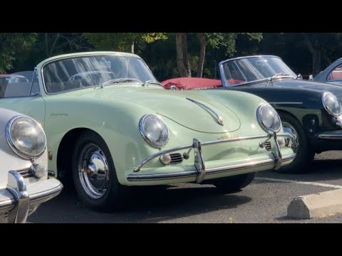 Ferry Porsche Birthday 356 Drive 2020