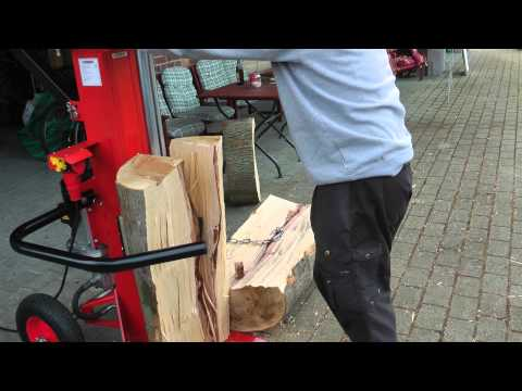 Holzspalter Wematik Stockholm 18t