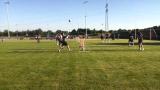 preview picture of video 'Uruguay Training in Bad Schönborn-Mingolsheim Germany'