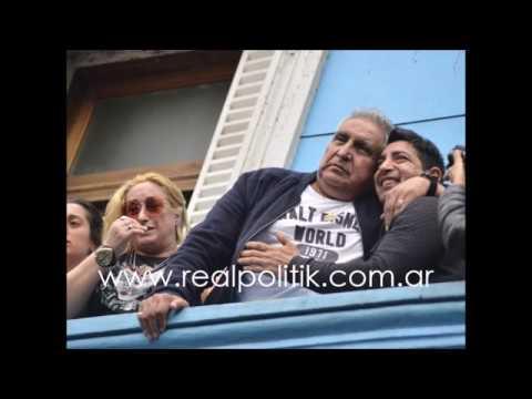 """""""No van a poder conmigo"""": desde la cárcel, el Pata Medina jura volver """"por los traidores"""" y ventila una interna familiar"""