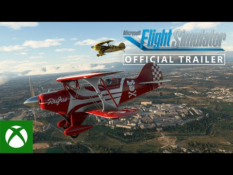 Date de sortie Xbox Series de Microsoft Flight Simulator