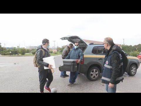 Κλιμάκιο του ΕΟΔΥ σε ξενοδοχείο της Κομοτηνής για 49 φοιτητές