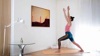 Yoga mit Elke, Der Sonnengruß (30 Min.)