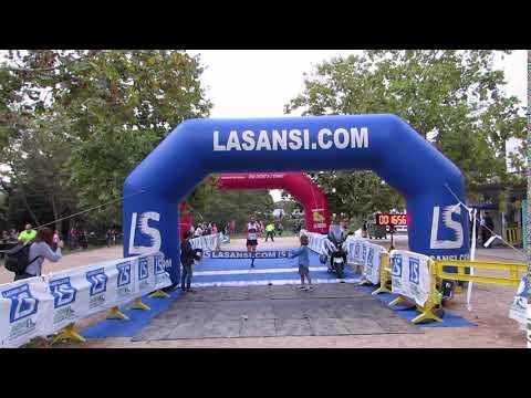 Llegada campeón 5km