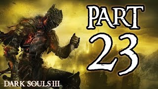 ► Dark Souls 3 | #23 | Oceiros a Champion! | CZ Lets Play / Gameplay [1080p] [PC]
