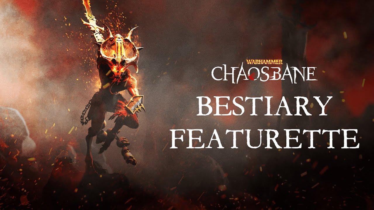Warhammer: Chaosbane - Bestiary Featurette