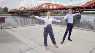 Frank Sinatra - The Way You Look Tonight - Wedding Dance Choreography | Pierwszy Taniec