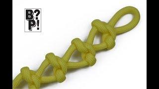 Make the Rope Ladder Paracord Bracelet - BoredParacord.com