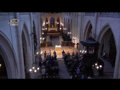 Messe du 2 novembre 2020 à Saint-Germain-l'Auxerrois