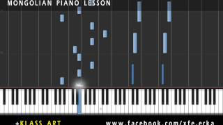 Richard Clayderman - Love is Blue Piano Tutorial