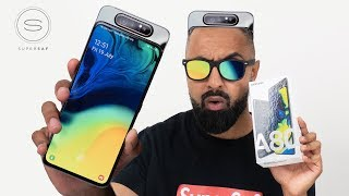 Samsung Galaxy A80 Unboxing & Impressions