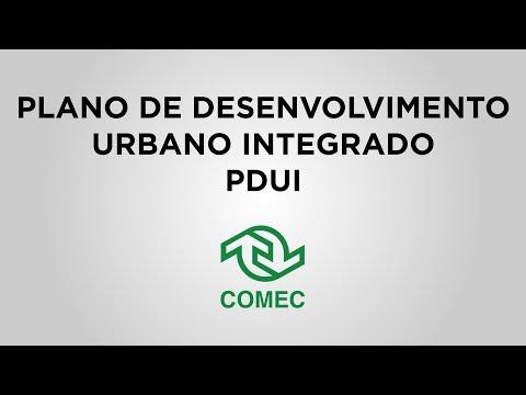 (EX) Plano de Desenvolvimento Urbano Integrado - PDUI