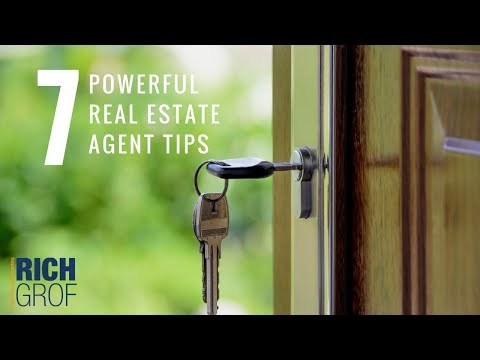 7 Powerful Real Estate Agents Tips - Sales Techniques of the Real ...